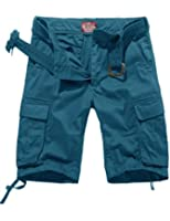 Match Men's Combat Cargo Shorts