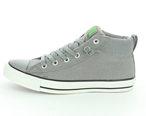 Converse Chuck Taylor Shoreline moda della scarpa da tennis - Mason/Mouse/Emerald