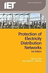 [Protection of Electricity Distribution Networks] (By: Juan M. Gers) [published: November, 2011]