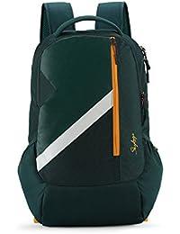 Skybags Felix 50 Ltrs Green Laptop Backpack (SBFEL02GRN)