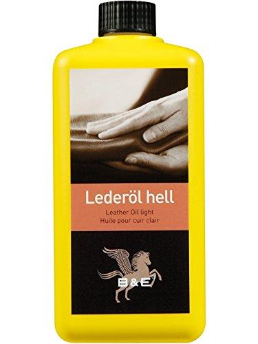 Bense & Eicke B & E Lederöl - hell - 500 ml -