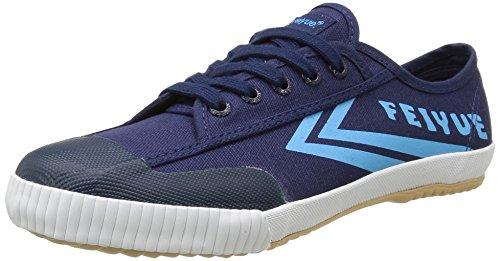 FeiyueFe Lo F10015M - Sneaker Uomo , Blu (Bleu (Navy/Cyan)), 42