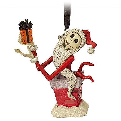 Disney Jack Skellington Skizzenbuch Ornament – Tim Burton's The Nightmare Before Christmas ()