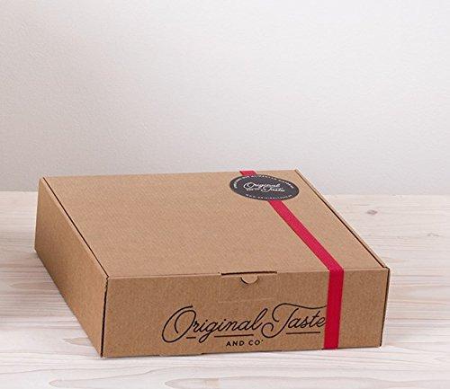 Cesta gourmet BOCATA'S ALLÁ VAMOS. El regalo especial para los más inquietos… - 3