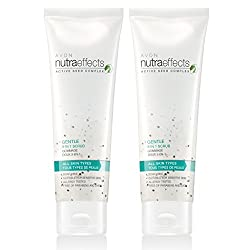 Avon Nutraeffects Gentle 3 in 1 Scrub (set of 2)