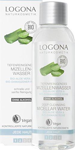 LOGONA Naturkosmetik Reinigendes Mizellenwasser,...