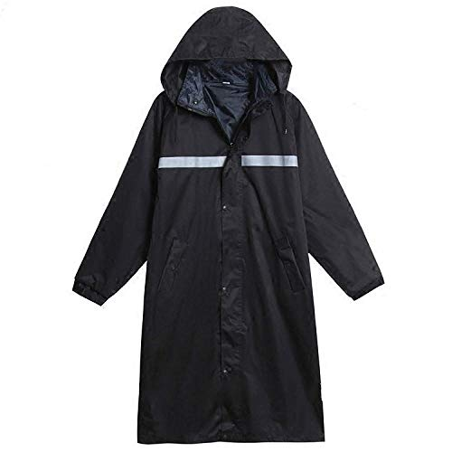 Ex Police Black 3//4 Goretex Waterproof Rain Coat Security Grade B BGC03B