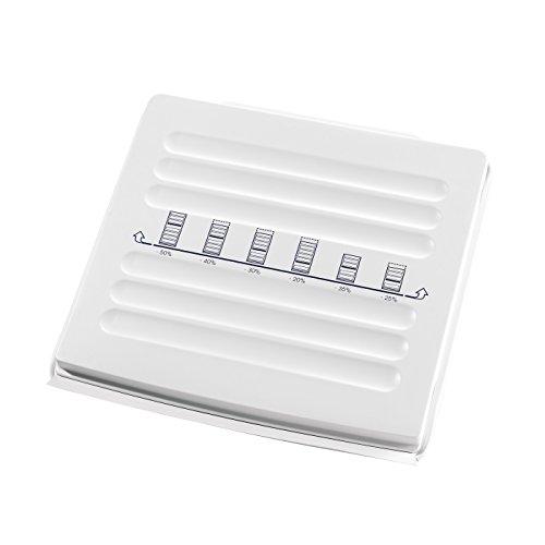 Miele Isolationsplatte / für Gefrierschränke, zur Reduzierung des Energieverbrauchs um 50 {e4a0e3533b8fa0d10ce6277242c4c7d1234267f9a7221286fce89fb03b34aa90}, wenn Schubfächer nicht genutzt werden / Lichtweiß