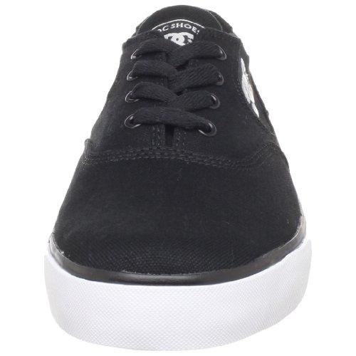 DC FLASH TX SHOE D0302911 Herren Sneaker Schwarz (Black/White)