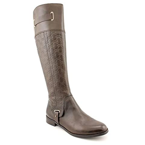 Etienne Aigner Gilbert Womens Brown Fashion Knee-High Boots New/Display