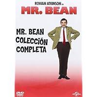 Pack Mr. Bean - Temporadas 1-4