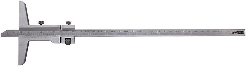 YUZUKI Vernier Depth Gauge 200mm/8 inch