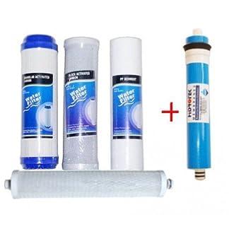 filtros y membrana osmosis inversa NT03