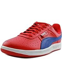 De-Angelwings - Zapatillas de casa Hombre , color Rojo, talla 40 EU