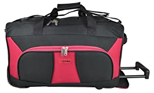 5Cities® Medium 21 inch, Large 27 inch & Extra Large 34 Inch Super Lightweight Wheeled Holdalls Bag