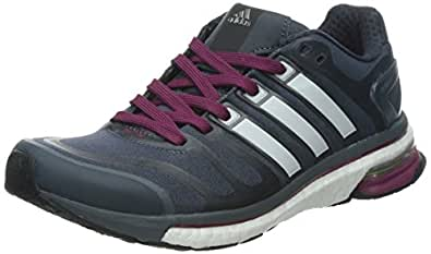 adidas Adistar Boost Women's Running Shoes - 4: Amazon.co