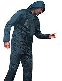 rt95Veste et Pantalon Set Combinaison de pluie imperméable
