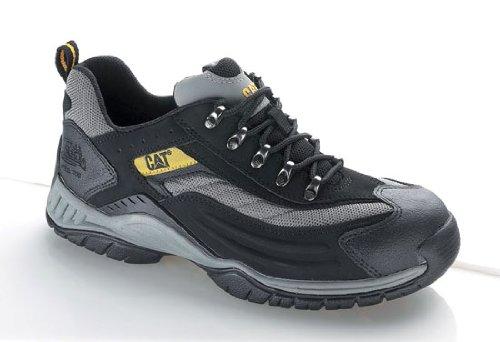 Cat Footwear , Chaussures de sécurité pour homme Noir Noir 3