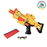 #10: Smiles Creation Electric soft bullet gun toy for kids