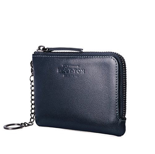 ZXDOP Geldbörsen Herren Kurze Absatz Geldbörse Leder Kleine Tasche Baotou Schicht aus Leder Multifunktions-Wallet Zipper ( farbe : 2# ) 4#