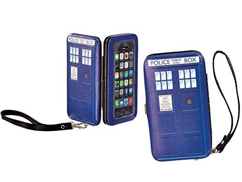 Doctor Who TARDIS iPhone 5/5S Hinge Wallet