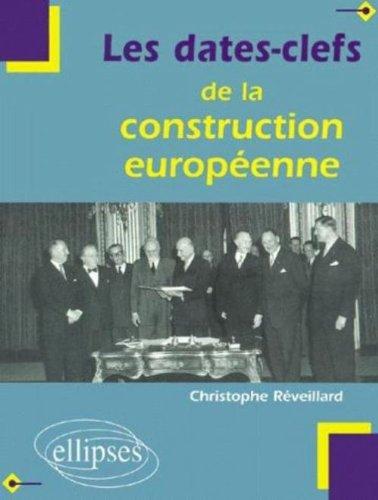 La construction européenne par Christophe Réveillard