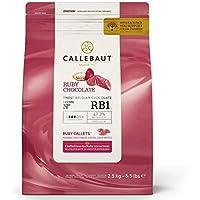 Callebaut Schokostückchen Ruby 2,5kg