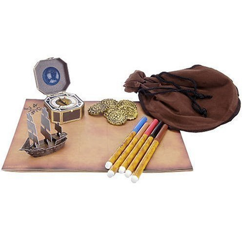 Pirates of the Caribbean Buried Treasure Kit by ()