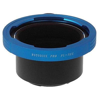 Fotodiox Pro Lens Mount Adapter, Arri PL Mount Lens kompatibel mit Sony NEX Camera - Arri Lens