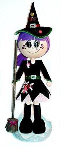 Muñeca Personalizada Fofucha Bruja