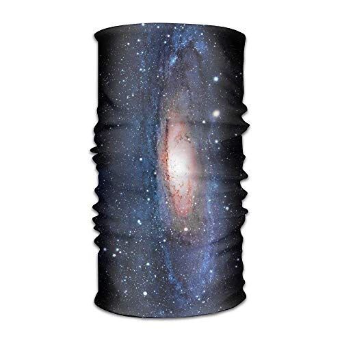 Fashion Galaxy Sky Fashionable Outdoor Hundred Change Headscarf Original Multifunctional Headwear (Bed Head Edge)