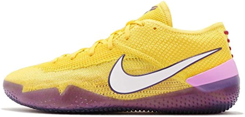 Nike Men's Kobe AD NXT 360, giallo giallo giallo Strike bianca, 9 M US | vendita all'asta  50a528