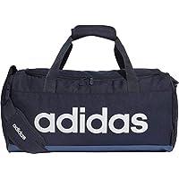 adidas Unisex Linear Core Small Duffel Bag, Legend Ink/Tech Indigo/White