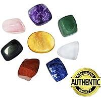 Chakra Steine Heilung Kristallen von 8, für Crystal Healing Meditation, Reiki oder als Handschmeichler oder Palm... preisvergleich bei billige-tabletten.eu