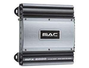 Mac Audio MPX 2000 - 2 Kanal Verstärker