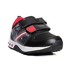 Cerdá Jungen Star Wars Sneakers, Schwarz (Negro C02), 28 EU