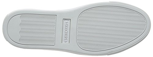 Skechers Vaso-Flor, Sneaker Donna Bianco (White)