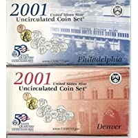 Ci 2001 Menta Menta (Mint Uncirculated Coin)