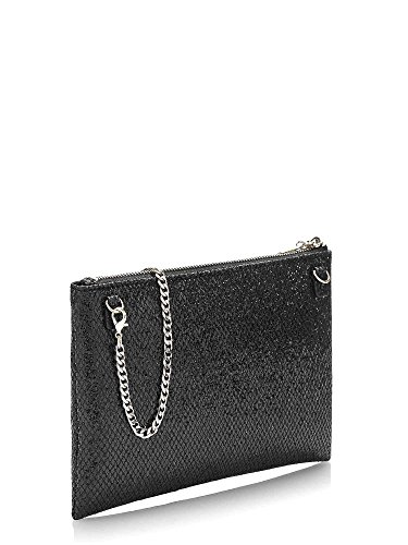Guess Xenia Mini donna, borsa a mano, nero Black
