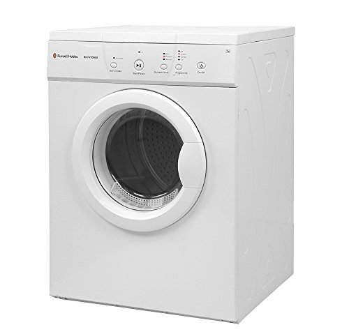 Russell Hobbs RH7VTD500 7Kg Vented Tumble Dryer - Free 2 Year Warranty* (white)