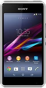 Sony Xperia E1 Smartphone, Bianco [Italia]