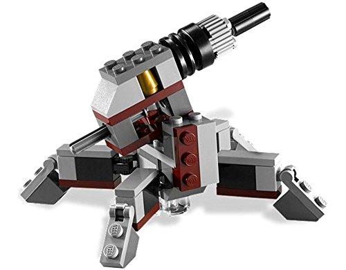 Preisvergleich Produktbild LEGO ® Star Wars Kanone Geschütz aus 9488 mit BA + OVP OHNE Figuren / NO FIGURES