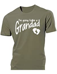 iClobber I'm going to be a Grandad Mens Funny T Shirt