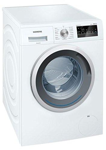 Siemens WM14N2G0 Waschmaschinen/Frontlader (Freistehend), 100 cm Höhe Modern