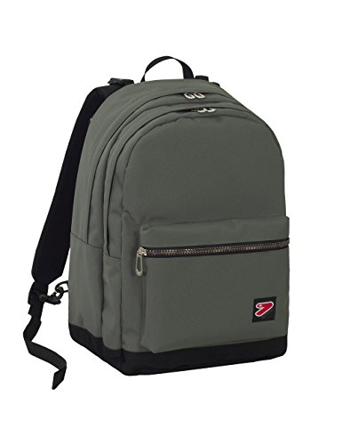Zaino seven - the double pro xxl - verde - 30 lt schienale compatibile con cover e reversibile