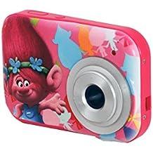 Cámara digital compacta para los niños / los niños sin tarjeta de memoria necesaria - se lleva hasta 100 imágenes (Trolls)