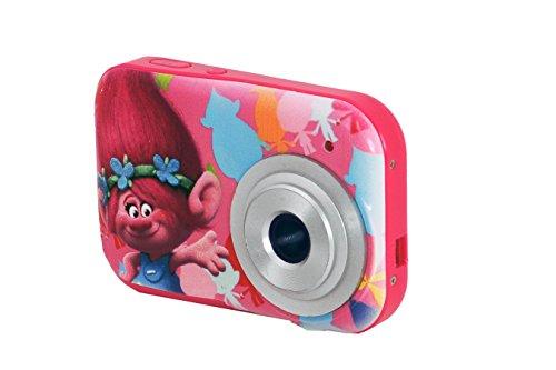Preisvergleich Produktbild Kompakt-Digitalkamera für Kinder / Kinder keine Speicherkarte benötigt - nimmt bis zu 100 Bilder (Trolle)