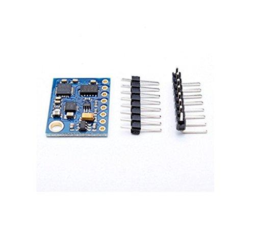 haoyishang gy-85BMP085Sensor Module 9axis Sensor-Modul ITG3205+ ADXL345+ HMC5883L 6DOF Sensor 9dof IMU Sensor -