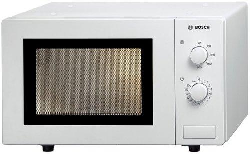 Bosch HMT72M420 Serie 2 Mikrowelle / Weiß / 17 l / 800W
