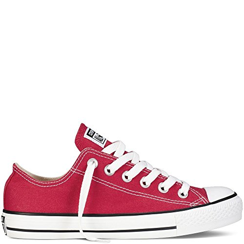 3a4d66eff8a8fa Chuck Basses Mono Mixte Baskets Ox Star Adulte All 15490 Converse Taylor  rouge Bawq5